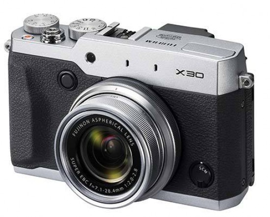 Fujifilm FinePix X30 Camera