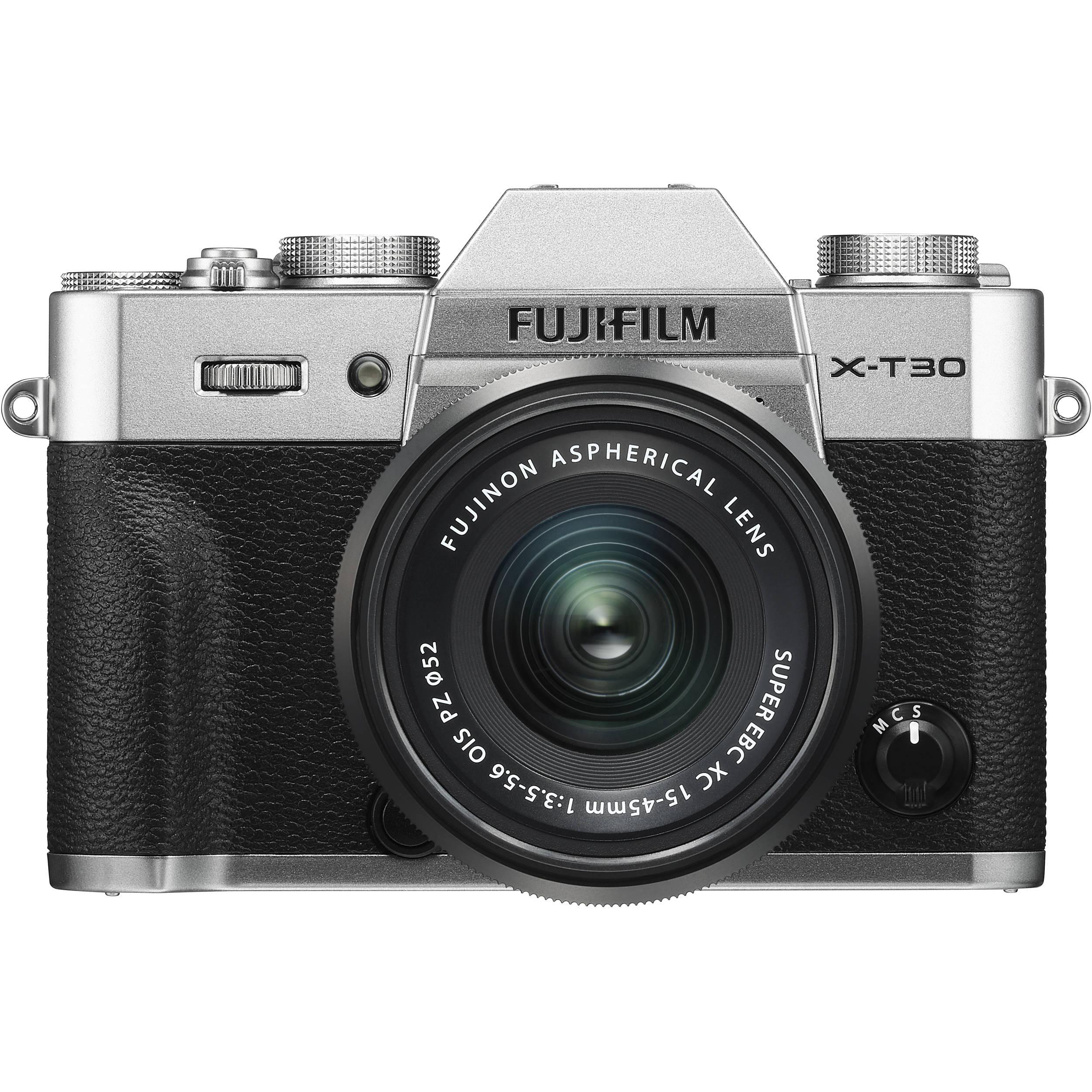 Fujifilm X-T30 Camera