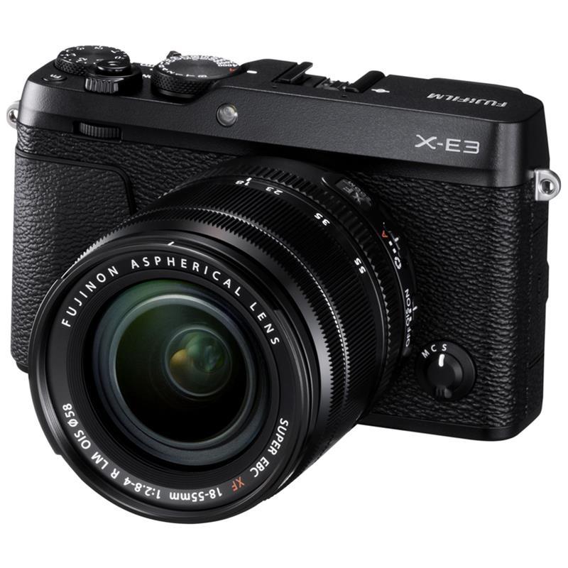 Fujifilm X-E3 Camera