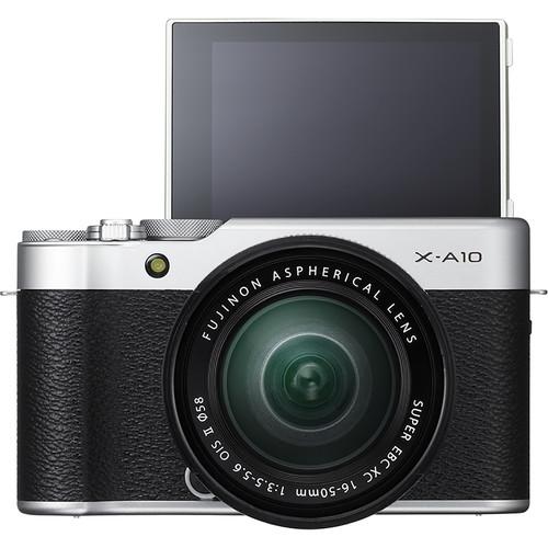 Fujifilm X-A10 Camera