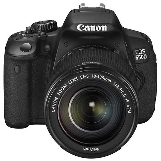 Canon EOS 650D (EOS Rebel T4i) Camera