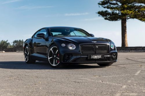 2020 Bentley Continental GT V8 Coupe Review: Quick Spin