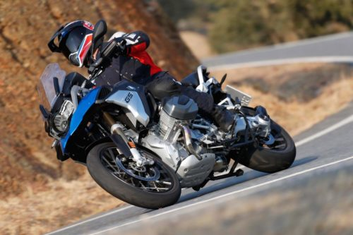 BMW RECALLS R 1250 GS, R 1250 RT, S 1000 RR AND S 1000 XR: LEAKING FRONT CALIPER