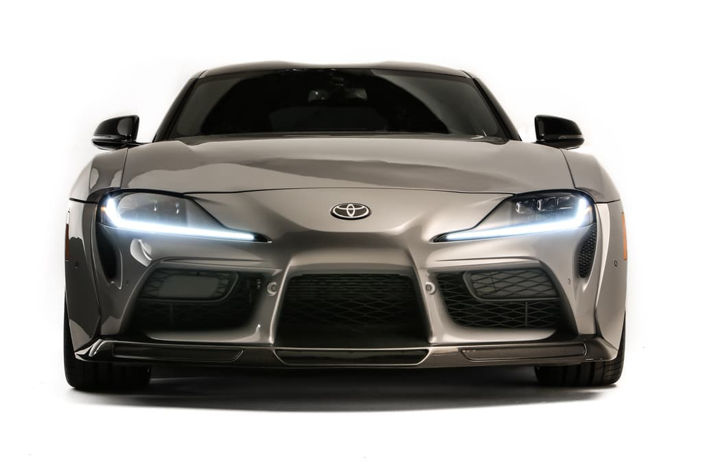 Toyota Supra upgrade to fend off Nissan 400Z