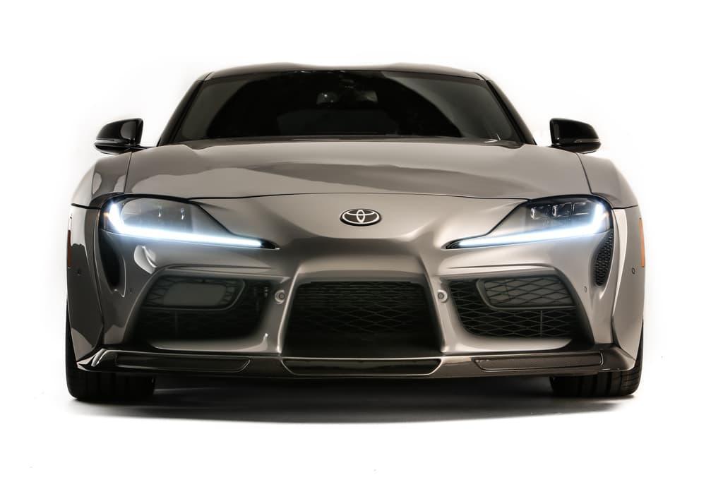 Toyota Supra upgrade to fend off Nissan 400Z