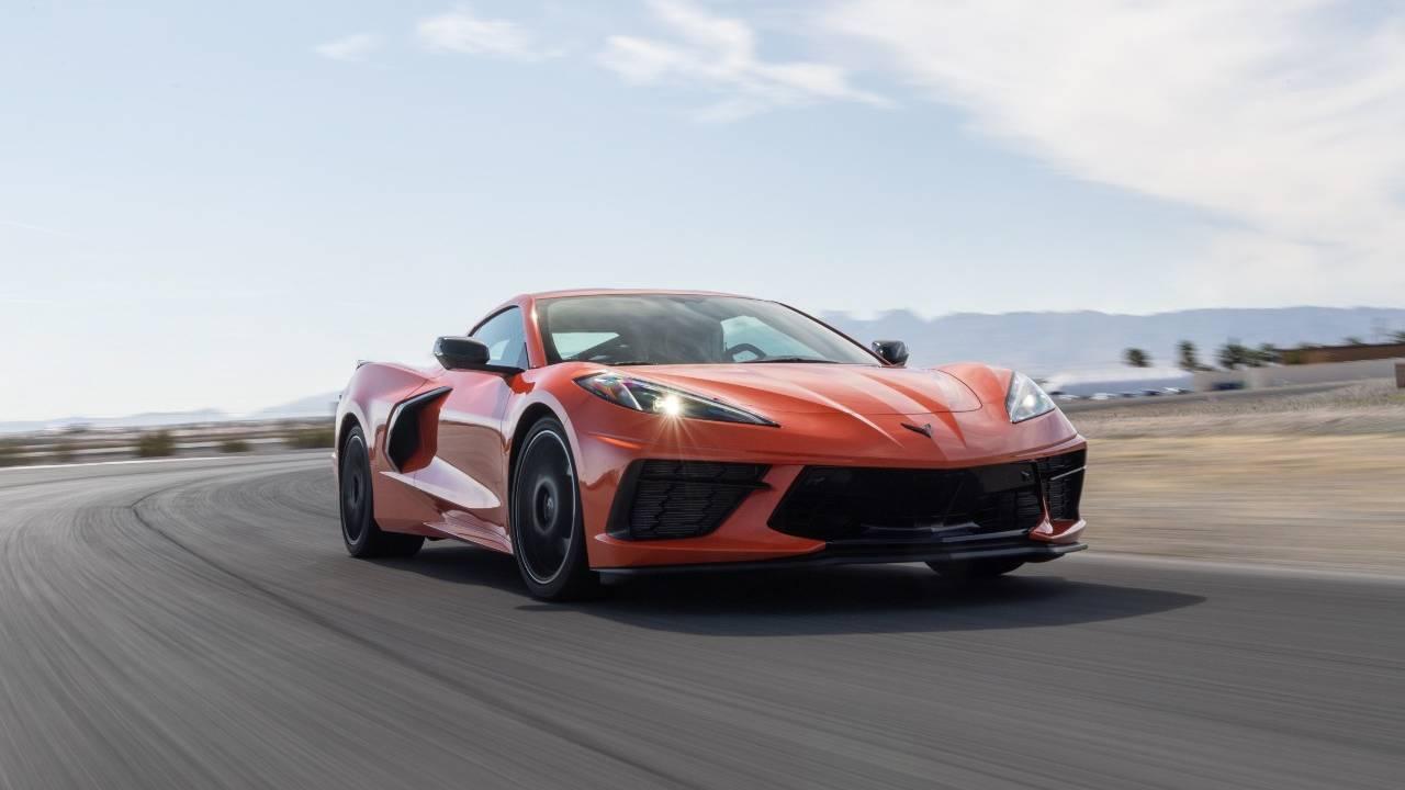 Rumor says 2022 Corvette Z06 will get a high revving naturally aspirated V-8