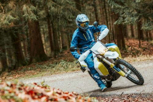2020 HUSQVARNA 701 ENDURO LR FIRST LOOK: 6.6-GALLON FUEL CAPACITY