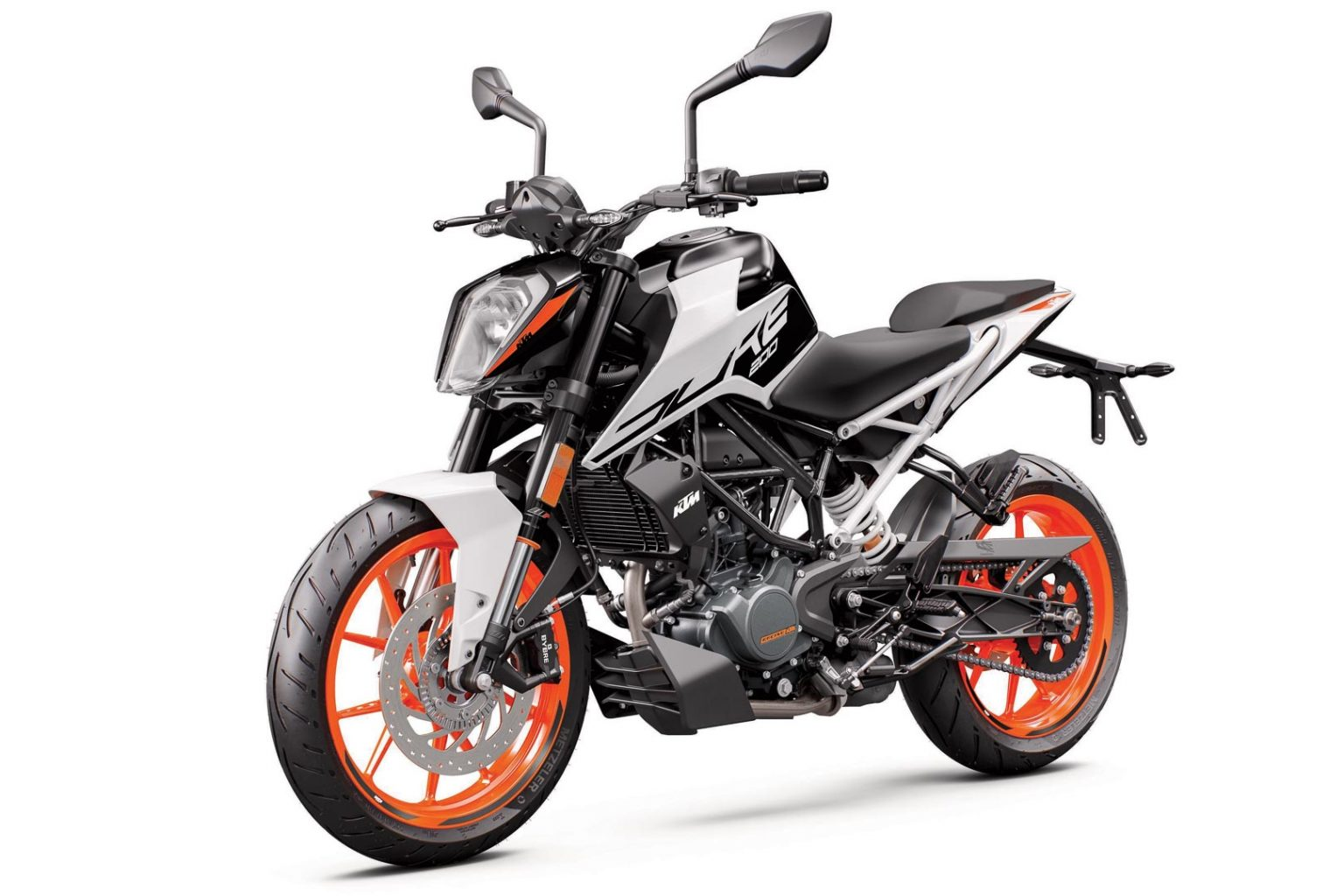 2020 KTM 200 DUKE FIRST LOOK (8 FAST FACTS, SPECS, AND PHOTOS)