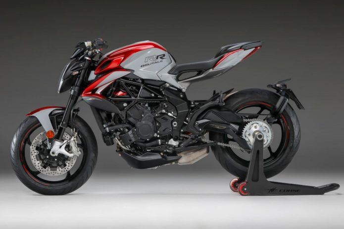 2020 MV AGUSTA BRUTALE AND DRAGSTER 800 RR SCS FIRST LOOKS