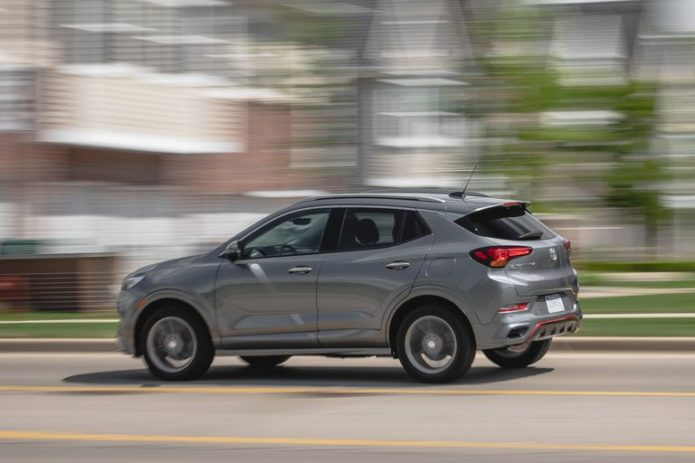 2020 Buick Encore GX Might Bore Us, but It Does the Job