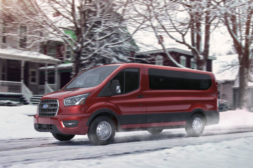 2020 Ford Transit XLT Passenger Review