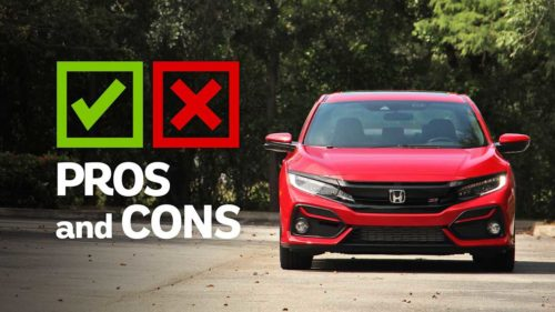 2020 Honda Civic Si Sedan HPT: Pros And Cons