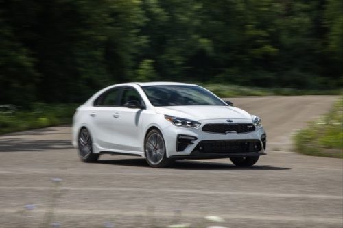 Tested: 2020 Kia Forte GT Puts Value Ahead of Sportiness