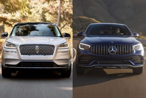 2020 Lincoln Corsair vs. 2020 Mercedes-Benz GLC: Which Is Better?