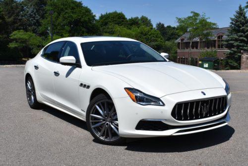 The 2020 Maserati Quattroporte Has Opulence to Spare