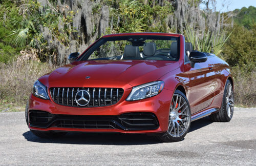 2020 Mercedes-AMG C63 S Cabriolet Review