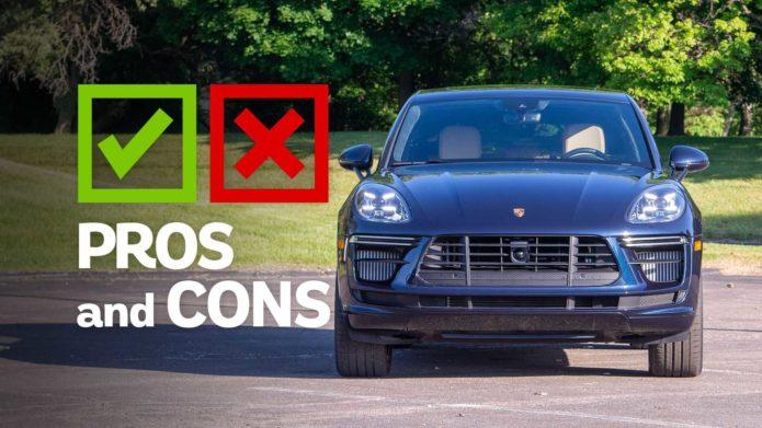 2020 Porsche Macan Turbo: Pros And Cons