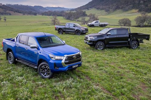 Toyota HiLux to remain king