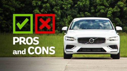 2020 Volvo S60 T8 Inscription: Pros And Cons