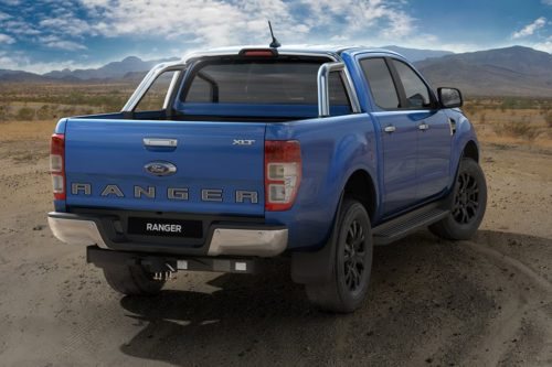 Ford Ranger 4×4 updated