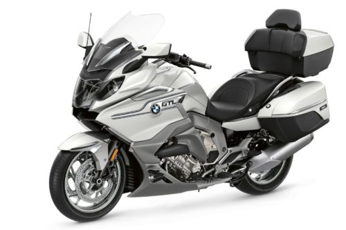 2021 BMW K 1600 GTL First Look (7 Fast Facts from European Sources)