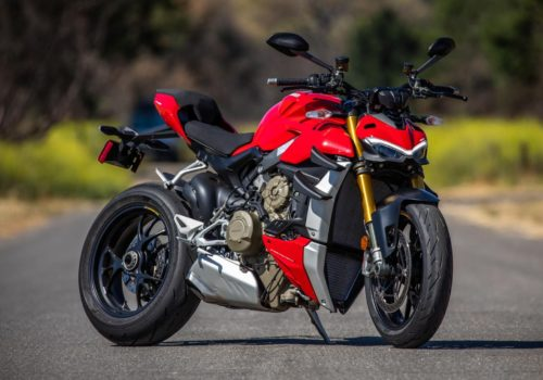 2021 DUCATI STREETFIGHTER V4 (S) RECALL: FLYWHEEL MAY BREAK