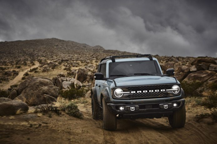 2021 Ford Bronco Badlands First Ride Review