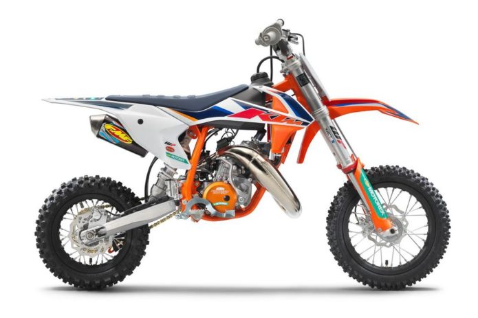 2021 KTM 50 SX Factory Edition First Look (10 Fast Facts)