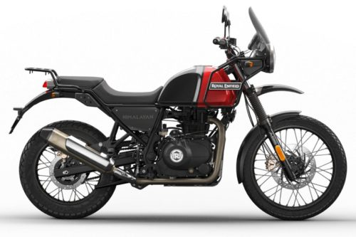 2021 ROYAL ENFIELD HIMALAYAN FIRST LOOK (7 FAST FACTS)