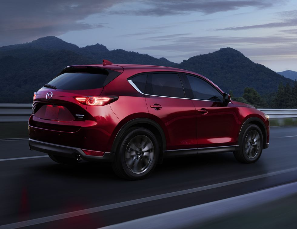 2021 Mazda CX-5 Sees Modest Price Increase, Updated Infotainment