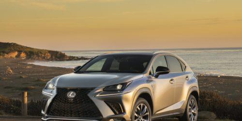2021 Lexus NX Review