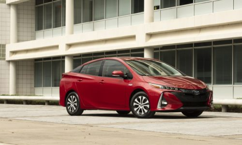 2021 Toyota Prius Prime Review