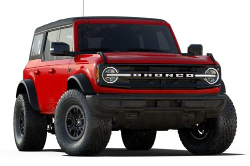 New Ford Australia boss could help bring Bronco