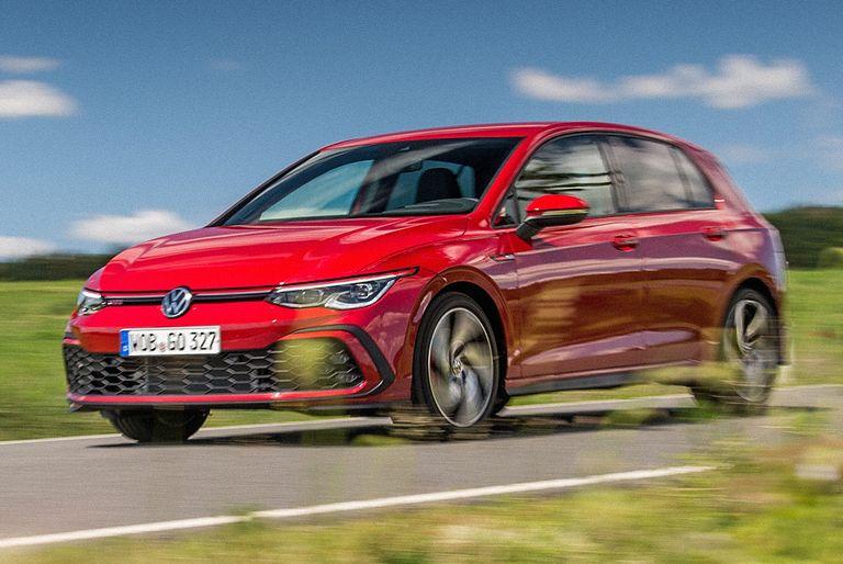 We Ride Shotgun in the 2022 Volkswagen Golf GTI