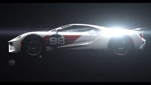 2021 Ford GT Heritage Edition is chock full of vintage racing livery