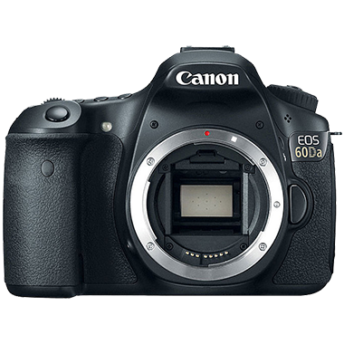 Canon EOS 60Da Camera