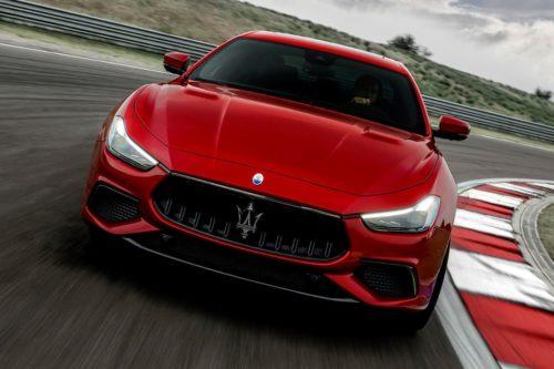 Maserati Ghibli Trofeo and Quattroporte Trofeo revealed