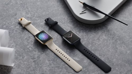 Oppo Watch goes global: Big battery and Wear OS