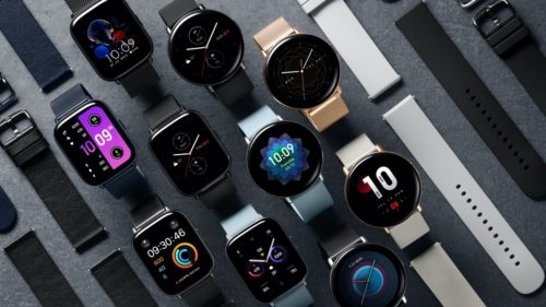 New ​Zepp E smartwatches are powerful, sleek and familiar