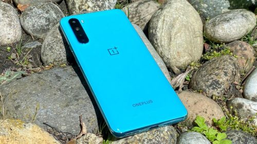 Leaked OnePlus Nord Lite image suggests it could look a lot like the OnePlus 8T