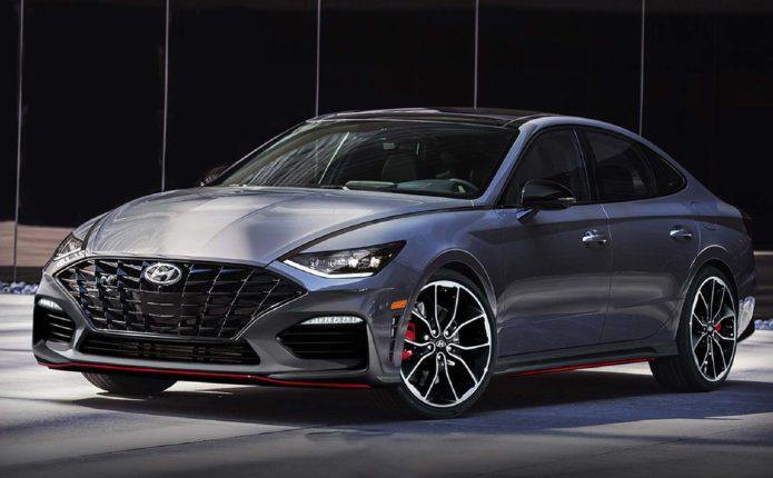 2021 Hyundai Sonata Review
