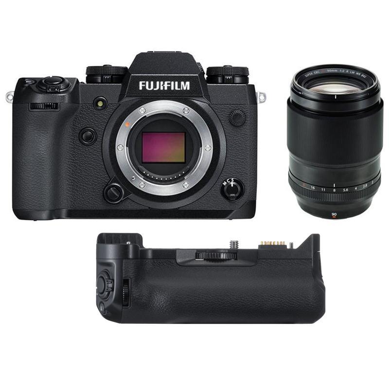 Fujifilm X-H1 Camera
