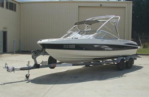 Maxum 2000 SR3 Boat Review