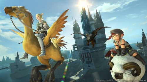 How to level grind in Final Fantasy XIV