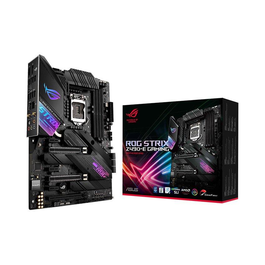 Asus ROG Strix Z490-E Gaming Review