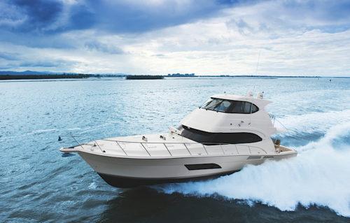 Riviera 61 Enclosed Flybridge Review