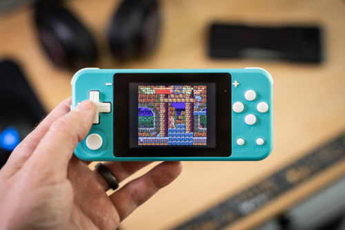 Powkiddy Q90 review: A solid retro gaming option
