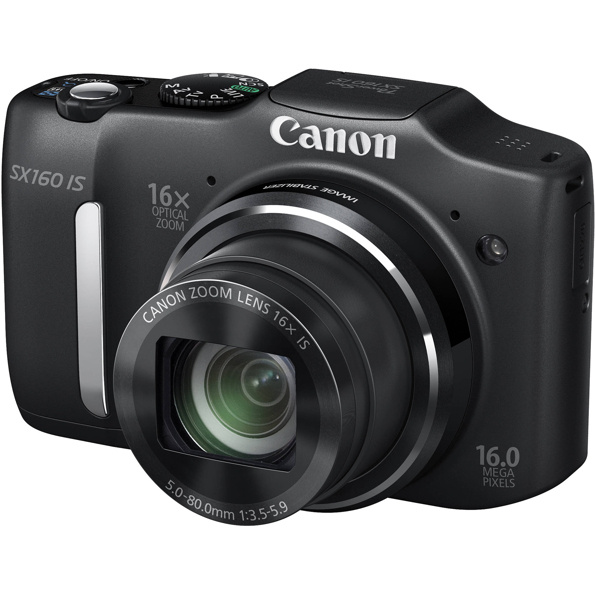 Canon PowerShot SX160 IS Camera