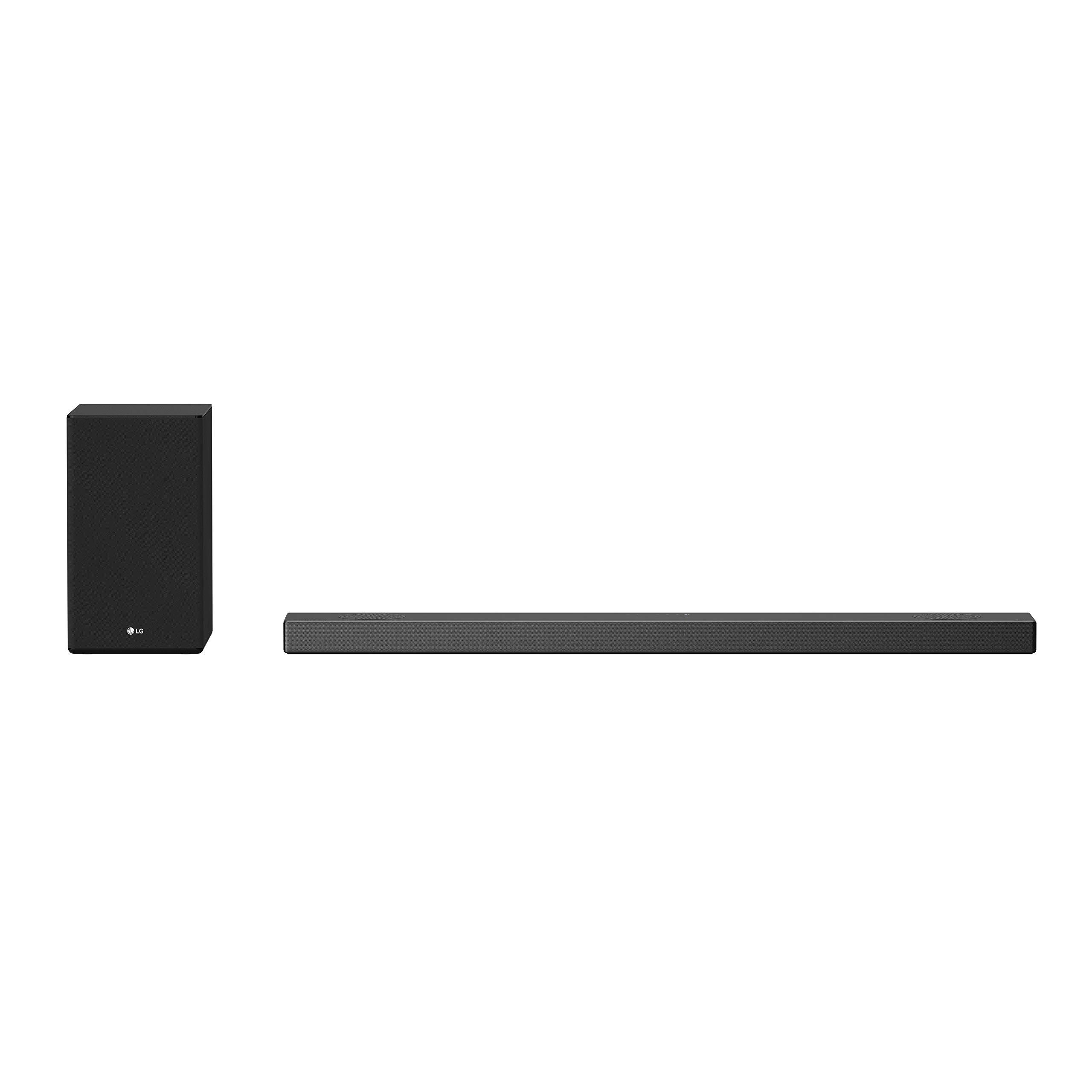 LG SN8YG 3.1.2 Dolby Atmos Soundbar review