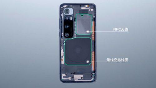 Xiaomi Mi 10 Ultra 50W wireless charging has been demystified
